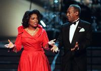 Bill Cosby and Oprah Winfrey at the 2000 Essence Awards.