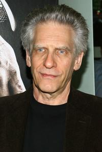 David Cronenberg at after party for the screening of