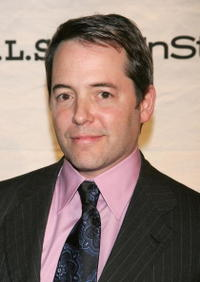 Matthew Broderick at the Project A.L.S. 'Tomorrow Is Tonight' 9th Annual Gala in New York City.