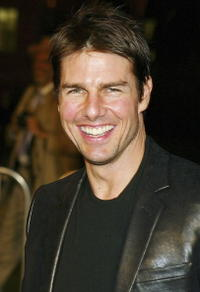 Tom Cruise at the AFI's 'A Conversation with Tom Cruise' in Los Angeles.