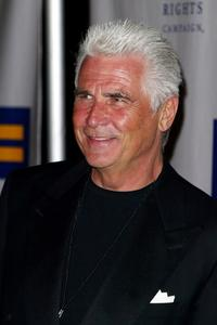 James Brolin at the Human Rights Campaign's Annual Gala honoring Barbra Streisand.