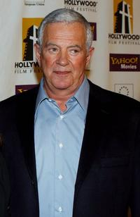 Mark Damon at the Hollywood Film Festival screening of