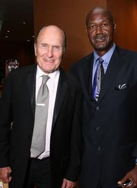 Robert Duvall and his guest at 11th Annual Entertainment Tonight Party.
