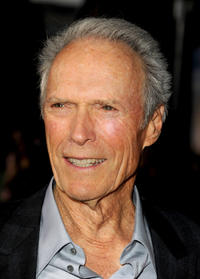 Clint Eastwood at the California premiere of