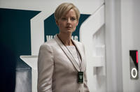 Jodie Foster as Secretary Delacourt in