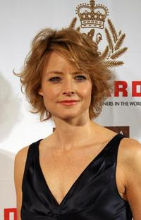 Jodie Foster at the British Academy of Film and Television Arts/Los Angeles (BAFTA/LA) Awards.