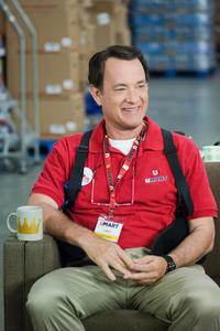 Tom Hanks as Larry Crowne in ``Larry Crowne.''