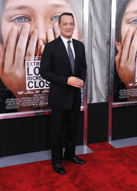 Tom Hanks at the New York premiere of