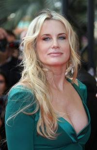 Daryl Hannah at the Festival Palace in Cannes for the screening