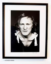 Richard Harris picture taken at Heroes and Villains book launch party and exhibition preview for photojournalist David Steens book and show.