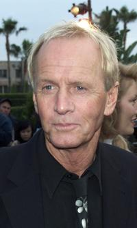 Paul Hogan at the premiere of