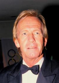 Paul Hogan at the world premiere of