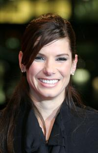 Sandra Bullock at the Berlin premiere of