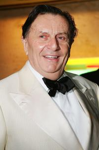 Barry Humphries at the