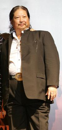 Sammo Hung at the news conference of