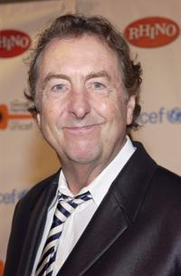 Eric Idle at the gala screening of