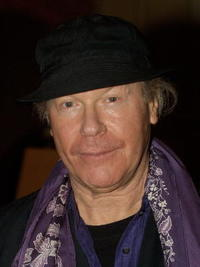 Henry Jaglom at the premiere of
