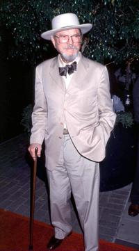 Chuck Jones at an charity event at Sotheby's.