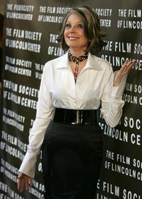 Diane Keaton at the Film Society of Lincoln Center 34th annual gala tribute to Diane Keaton.