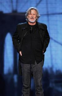 Kris Kristofferson at the 39th Annual Country Music Association Awards at Madison Square Garden.