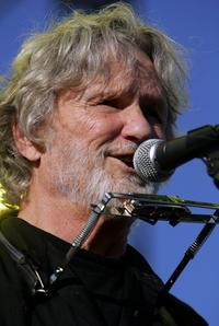 Kris Kristofferson at the performance on the Palomino Stage during the Stagecoach Music Festival held at the Empire Polo Field.