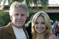 Gary Busey with Eloise DeJoria at the annual party.