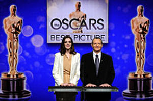 At the Academy Announcements: 'Blind Side' Gets the Cheers