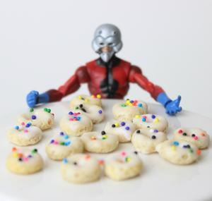 Make Super Tiny Ant-Man Donuts