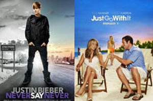 You Rate the Box Office Winner: 'Just Go With It' and 'Never Say Never'