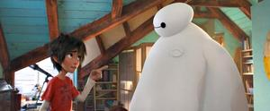 'Big Hero 6' Concept Art: See What Baymax Almost Looked Like