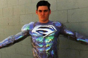 What Tim Burton's 'Superman Lives' Would've Looked Like