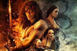 Sweeps: Enter to Win One of Five 'Conan the Barbarian' Prize Packages!