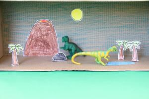 Make Playtime Prehistoric with This Dino-rama