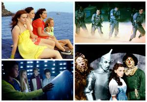 Fantastic Foursomes in Family Movies