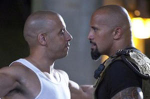 "First Look: Vin Diesel and ""The Rock"" in 'Fast Five'"