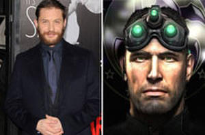 Tom Hardy Signs On For 'Splinter Cell' Movie at UbiSoft
