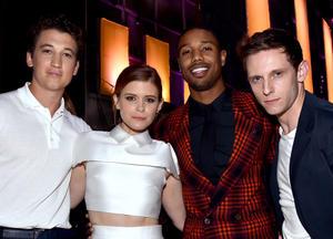 Meet the Cast: Fantastic Four