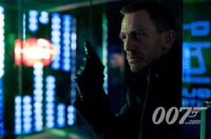 First Look: Daniel Craig as James Bond in 'Skyfall'