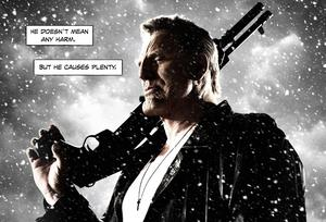 See an Exclusive Poster for 'Sin City: A Dame to Kill For'