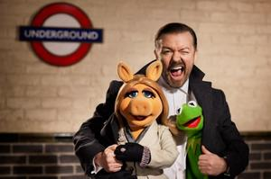 Tina Fey, Ricky Gervais and Celebrities Galore Cram into First Full Trailer for 'Muppets Most Wanted'