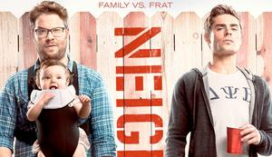 Seth Rogen and Zac Efron Return for 'Neighbors 2' in 2016 -- Here's What It's About
