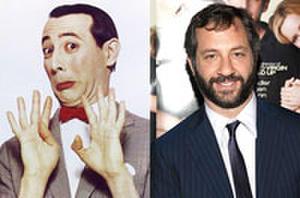 Judd Apatow + Pee-wee Herman = Genius!