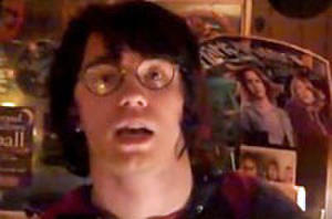 Is This the World's Biggest Harry Potter Fan Ever?