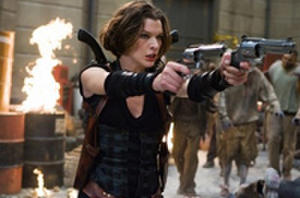 Milla Jovovich Says 'Resident Evil 5' Now Being Planned