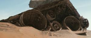 Is This the Best Visual-Effects Shot in 'Star Wars: The Force Awakens'?