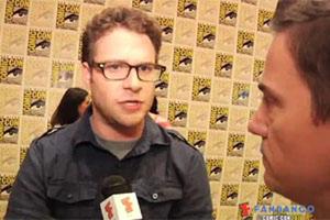 Exclusive Comic-Con Video: Seth Rogen Talks 'Green Hornet'
