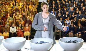 'Insurgent' Quiz: Which Faction Are You?