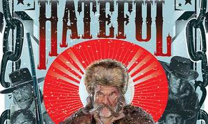 EXCLUSIVE ARTWORK: 'The Hateful Eight'