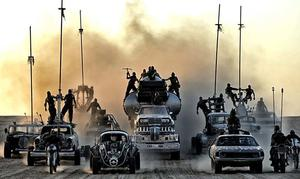 INSTAGRAM TAKEOVER: 'Mad Max: Fury Road'