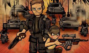 EXCLUSIVE: 'Mad Max: Fury Road' Artwork